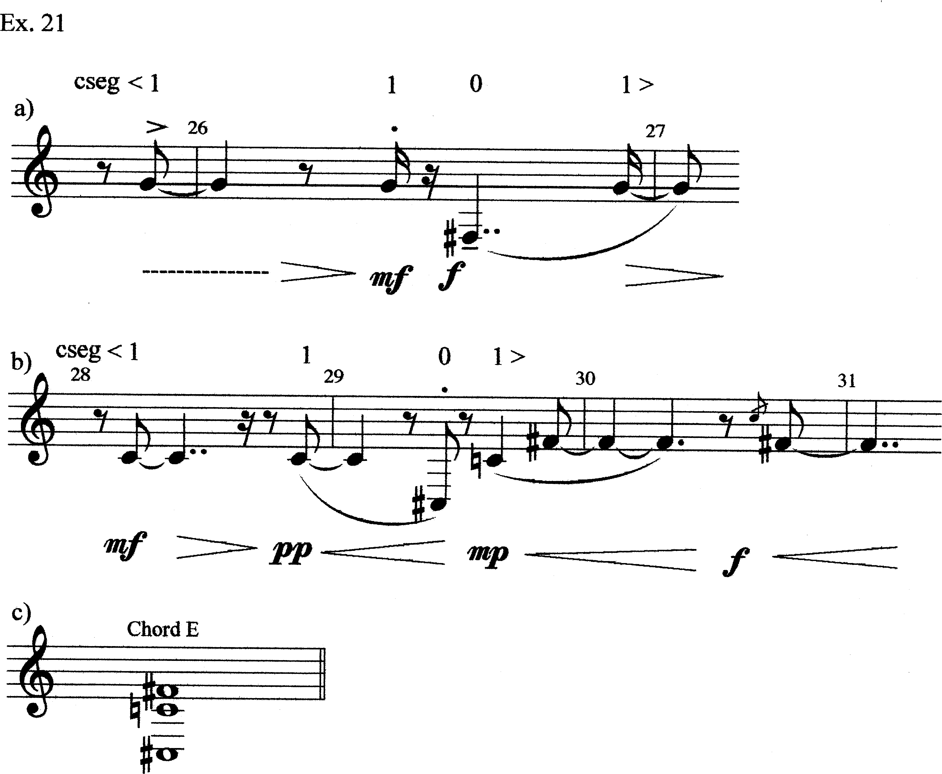 Ex.21 Registral Streams, Fusion, and Prolongation in Åke Hermanson's .